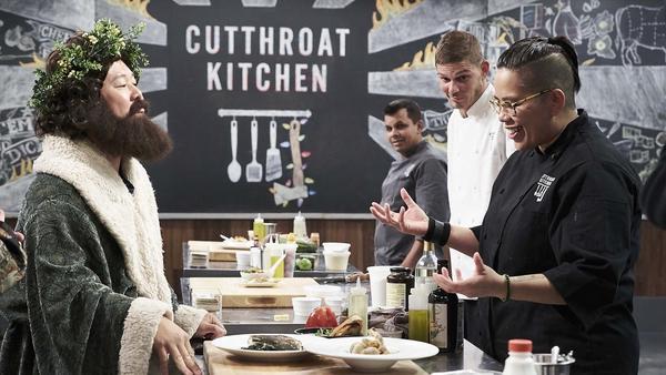 Watch Cutthroat Kitchen Streaming Online Hulu Free Trial