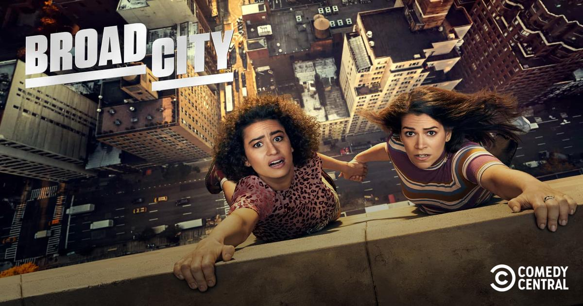 Watch Broad City Streaming Online | Hulu (Free Trial)