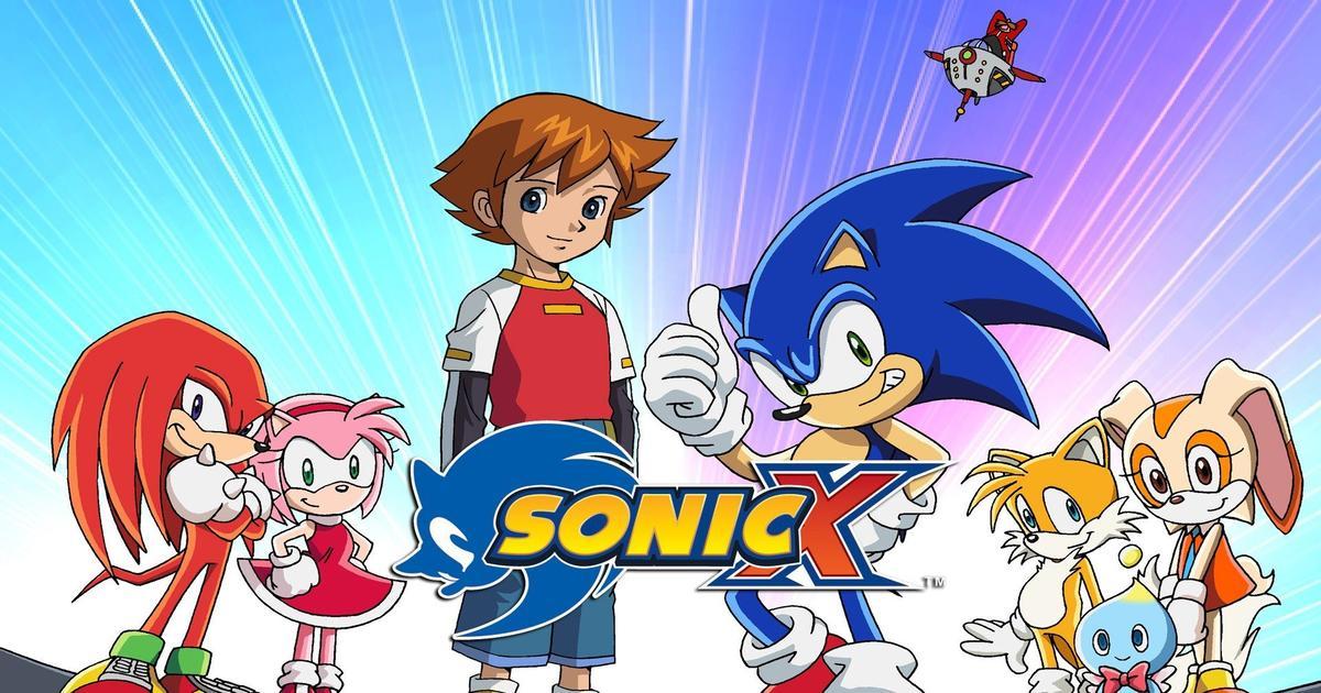 Sonic X Stream