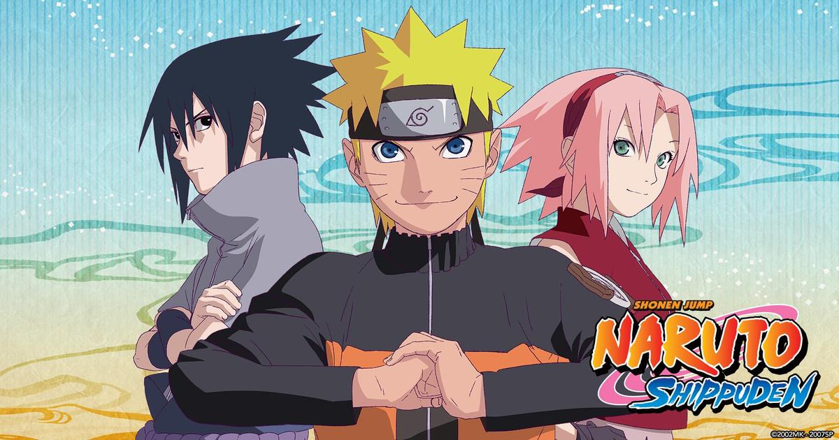 Watch Naruto Shippuden Streaming Online Hulu Free Trial