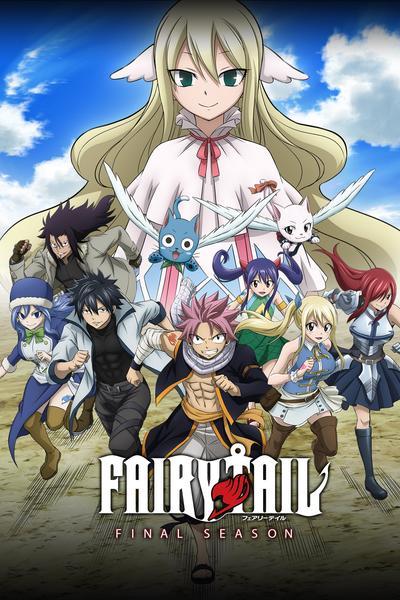 fairy tail english dub free online